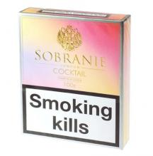 3 Cartons Sobranie Russian Cocktail